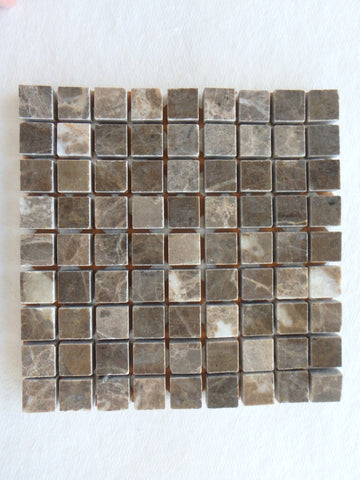 Marble Tile Chocolate
