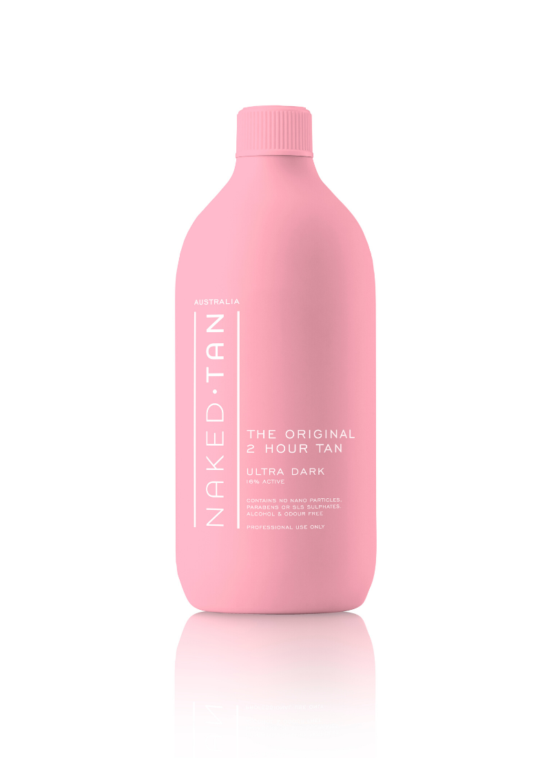 Naked Tan Ultra Dark Solution - 2 Hour Tan