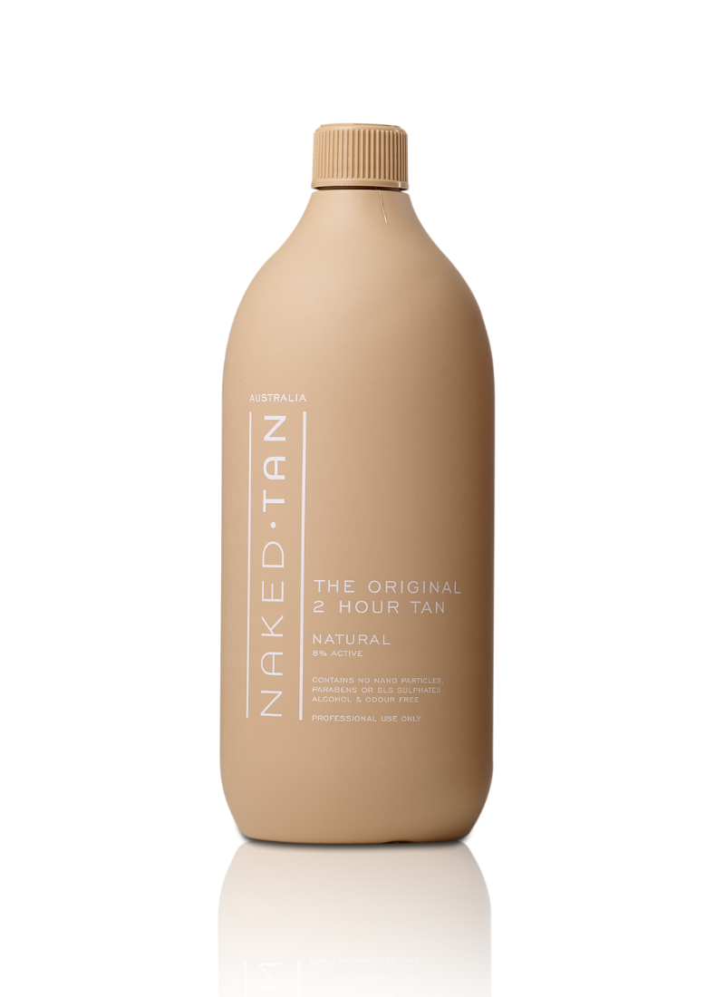 Naked Tan Natural Solution