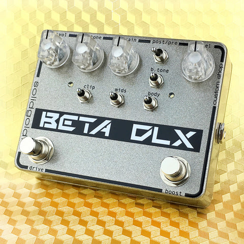Beta DLX - Custom Shop Molten Bronze