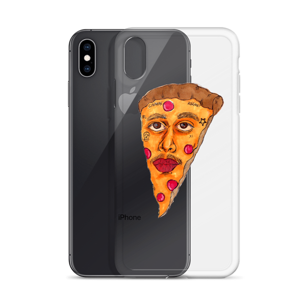 VersacePizza iPhone Case
