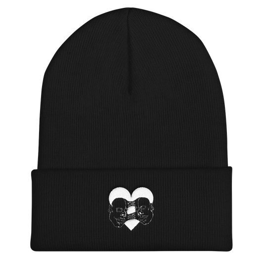 Sticking with you Cuffed Beanie