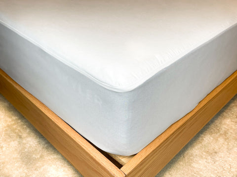 Using a waterproof mattress protector can keep your mattress away from spills, stains and sweat