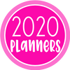 2020 PLANNERS & CALENDARS