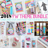 2018 YW Theme Printables {Discounted Bundle}-My Computer is My Canvas