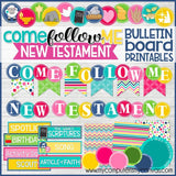 2019 Come Follow Me {PRIMARY} Bulletin Board Kit PRINTABLES-My Computer is My Canvas