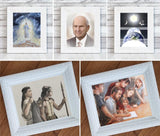 CFM BOOK of MORMON Fine Art BUNDLE 2 {MAY, JUNE, JULY & AUG} - PRINTABLE