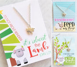 Jewelry QUOTE Cards {LAMB: Bundle} PRINTABLE