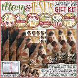 Mary & Jesus FINE ART {CHRISTMAS} Gifting Kit PRINTABLE