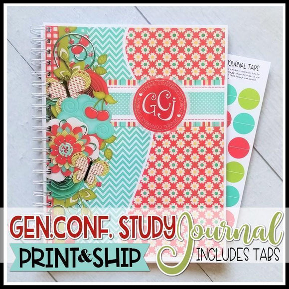 PRINT & SHIP: General Conference JOURNAL