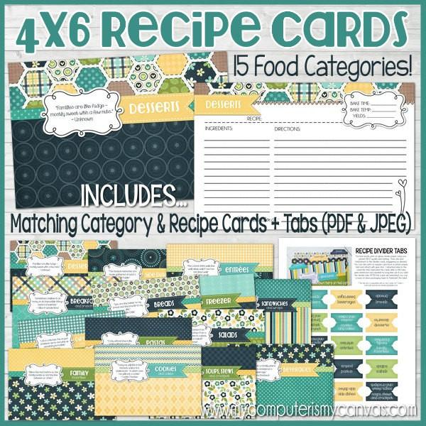This is a picture of Printable Index Cards 4x6 inside lined
