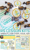 RS Lesson Kit {GBH Manual #8} PRINTABLE-My Computer is My Canvas