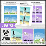 ULTIMATE Jewelry Card Bundle {42 Cards} PRINTABLE