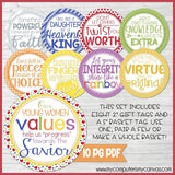 YW Value Candy Tags PRINTABLE-My Computer is My Canvas