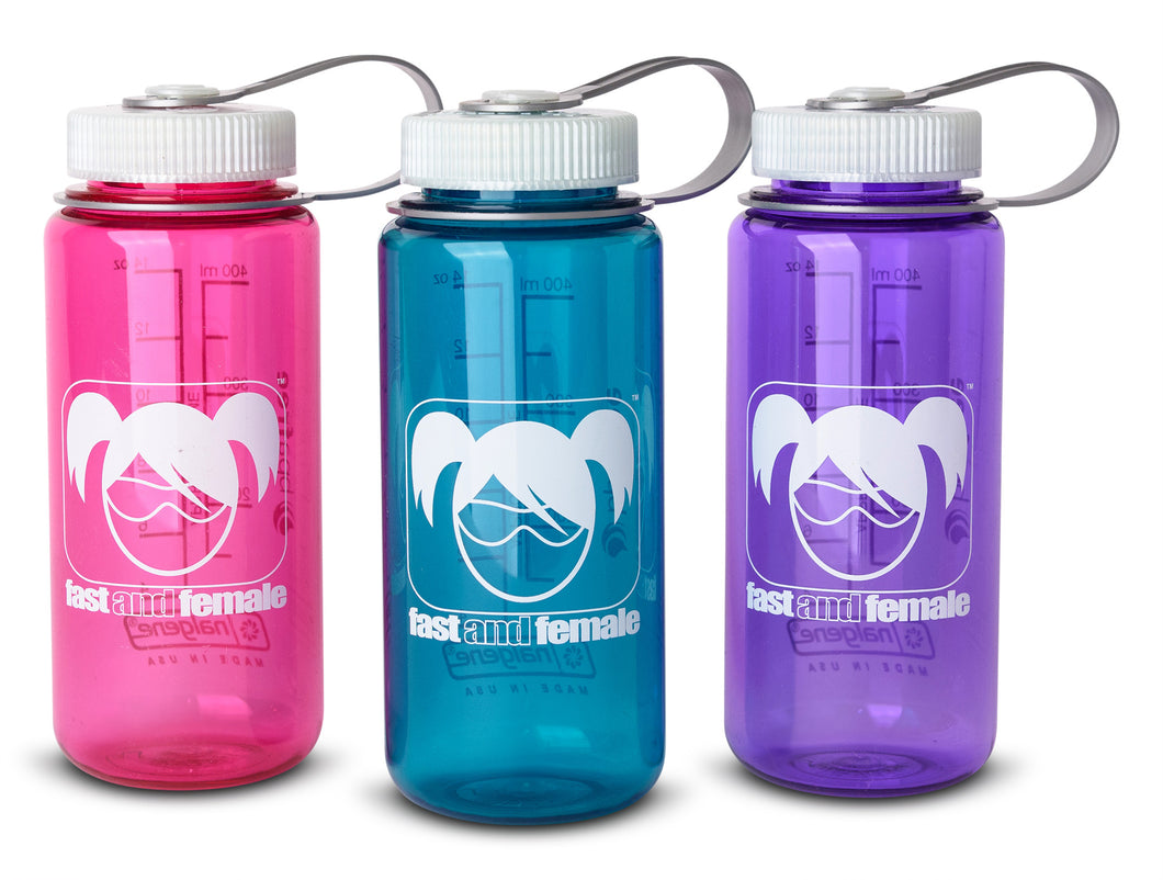 16oz Fast and Female Nalgene Bottle