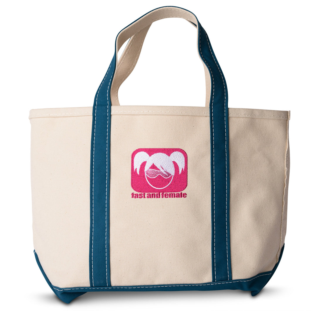 Fast and Female L.L.Bean Tote