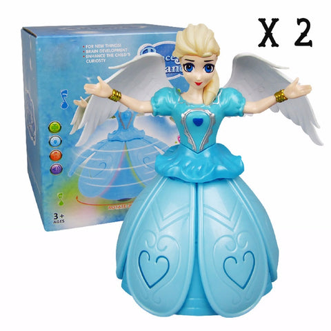 Image of Princess Angel™ The Dancing Princess,  | Wads4u