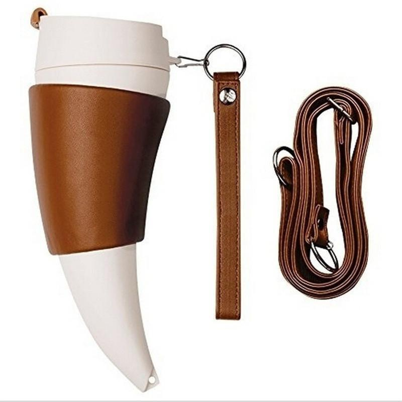 Awesome Viking Horn Drinking Flask,  | Wads4u