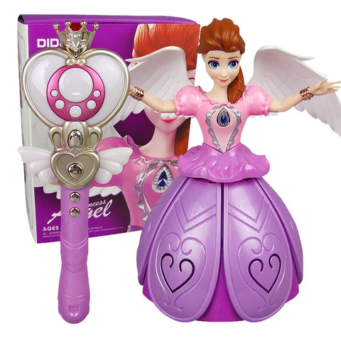 Princess Angel™ The Dancing Princess,  | Wads4u