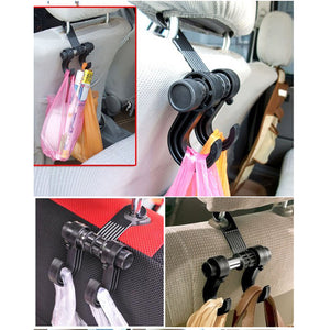 Double Hook Back Seat Holders - Wads4u