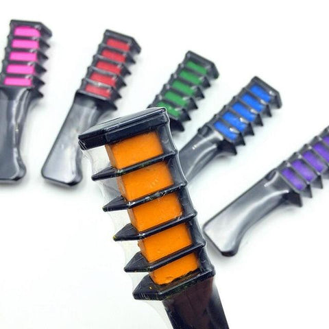 Image of Colorful Hair Dye Comb Brush,  | Wads4u