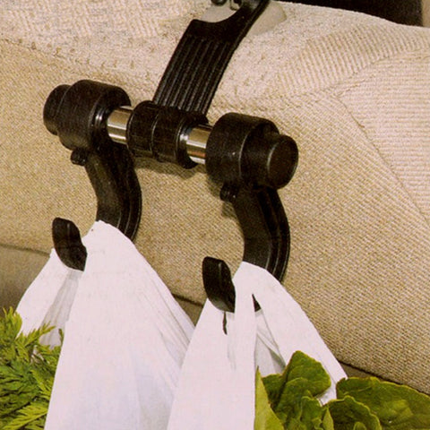 Image of Double Hook Back Seat Holders,  | Wads4u