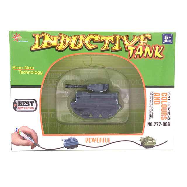 Magic Toy Tank - Wads4u