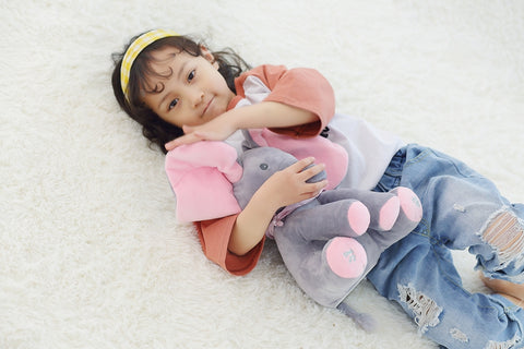 Talking Elephant Plush Toy,  | Wads4u