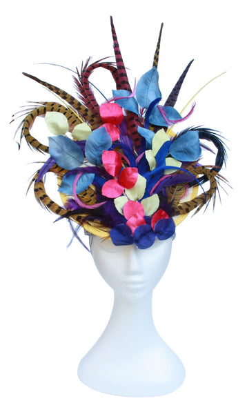 Hats by Felicity - Carnivale Twist
