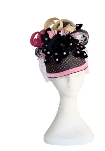 Hats by Felicity - Pink St Clair
