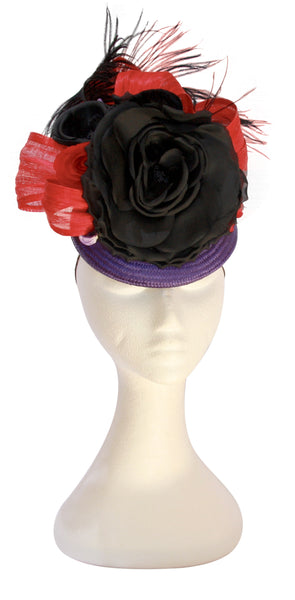 Hats by Felicity - Goya Rose'