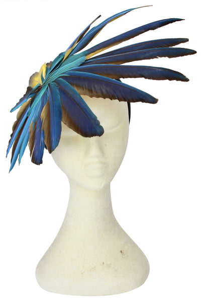 Hats by Felicity - Mimi Macaw