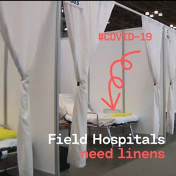 Field Hospitals for COVID-19 Surge: Dorms, Conference Centers and Camps