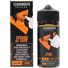 CLOUDMOUTH SALTS SPOON
