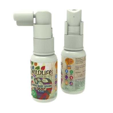CBD Nano Spray For Pets 200MG