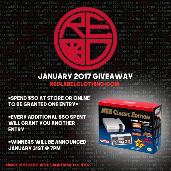 Were giving away an NES Classic!