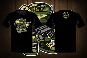 Camo Soldier T-Shirt