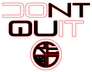 """Dont quit, DO IT"" V-Neck"