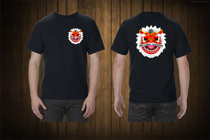 Chinese Dragon Mask Youth T-Shirt