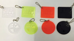 Keychains - Red Label Clothing Inc