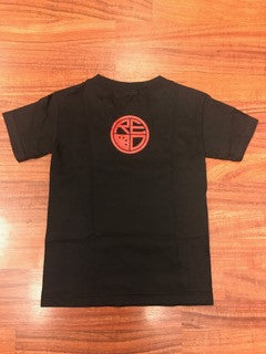 Carbon Fiber Youth Tee - Red Label Clothing Inc