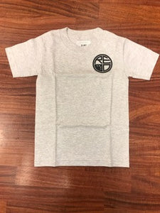Classic Logo Youth Tee - Red Label Clothing Inc
