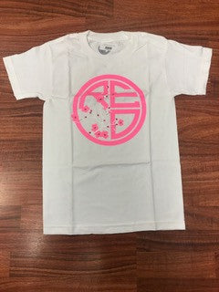 Cherry Blossom Youth Tee - Red Label Clothing Inc