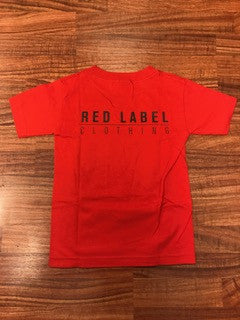 Jordan Cement Youth Tee - Red Label Clothing Inc