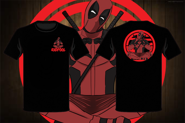 """Deadpool"" Men's Tee - Red Label Clothing Inc"
