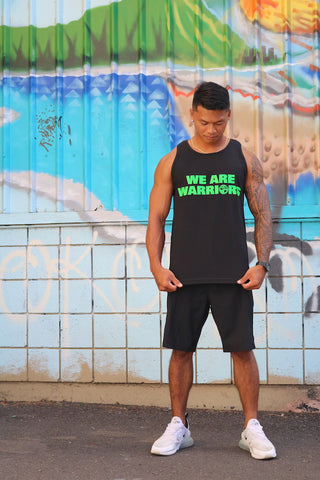 We Are Warriors Tank