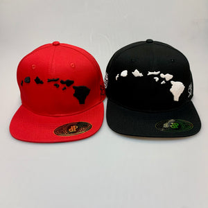 Islands Snapback Collaboration with ANXD