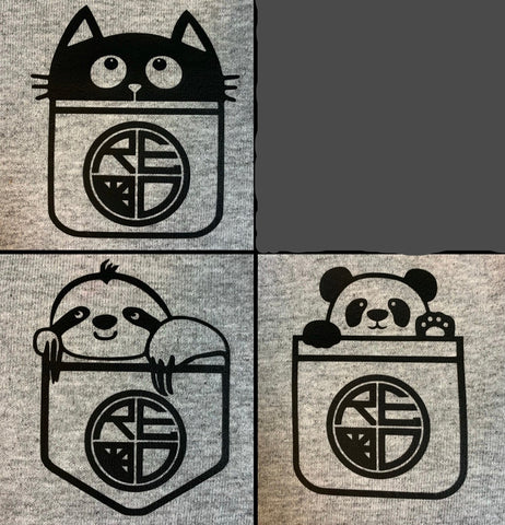Pocket Animal Toddler T-Shirt