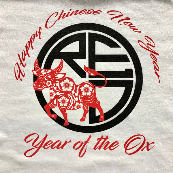 2021 Chinese New Year OX T-Shirt