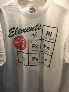 Elements Youth Tees - Red Label Clothing Inc